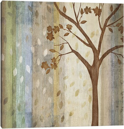 Changing Seasons I Canvas Print #TAN44
