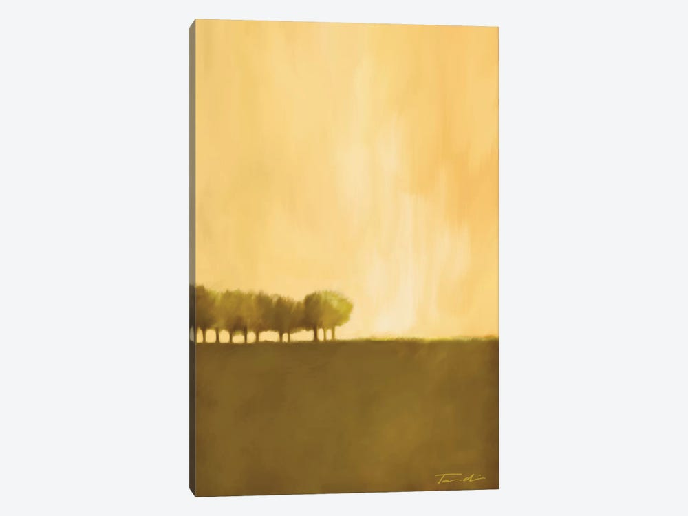 Cluster Of Trees I by Tandi Venter 1-piece Canvas Wall Art
