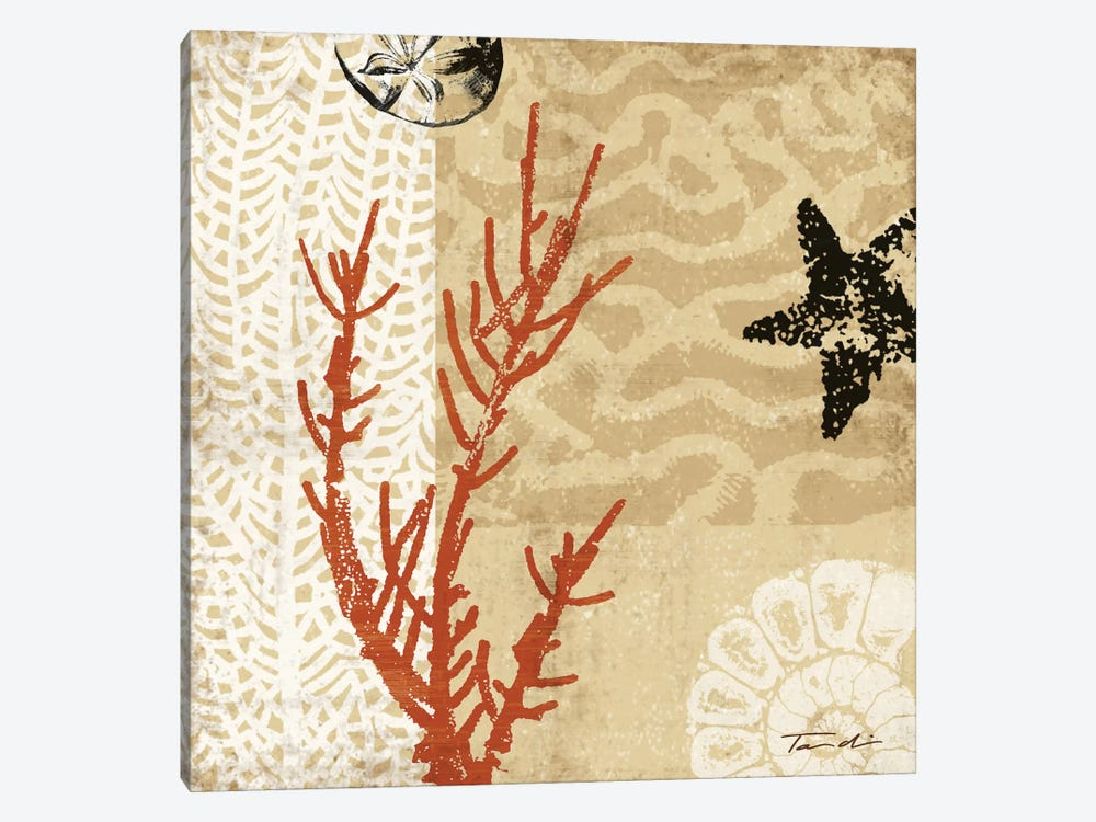 Coral Impressions I by Tandi Venter 1-piece Art Print