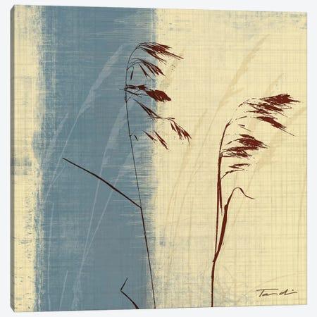 Dancing Grass I Canvas Print #TAN60} by Tandi Venter Canvas Art