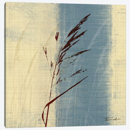 Dancing Grass II Canvas Print #TAN61} by Tandi Venter Canvas Wall Art