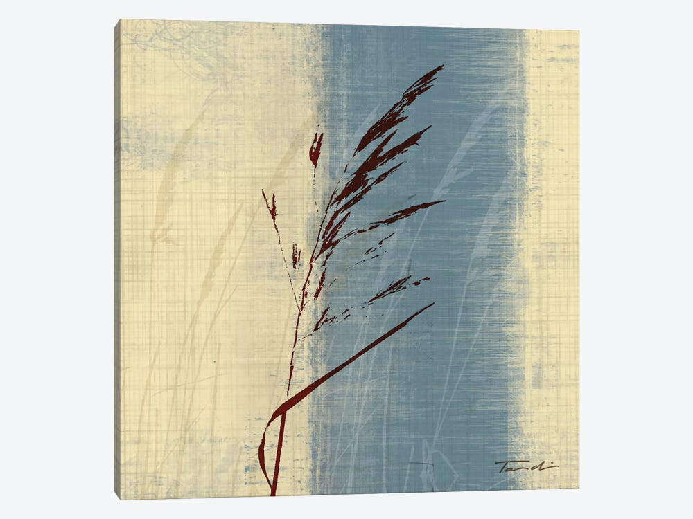 Dancing Grass II by Tandi Venter 1-piece Canvas Wall Art