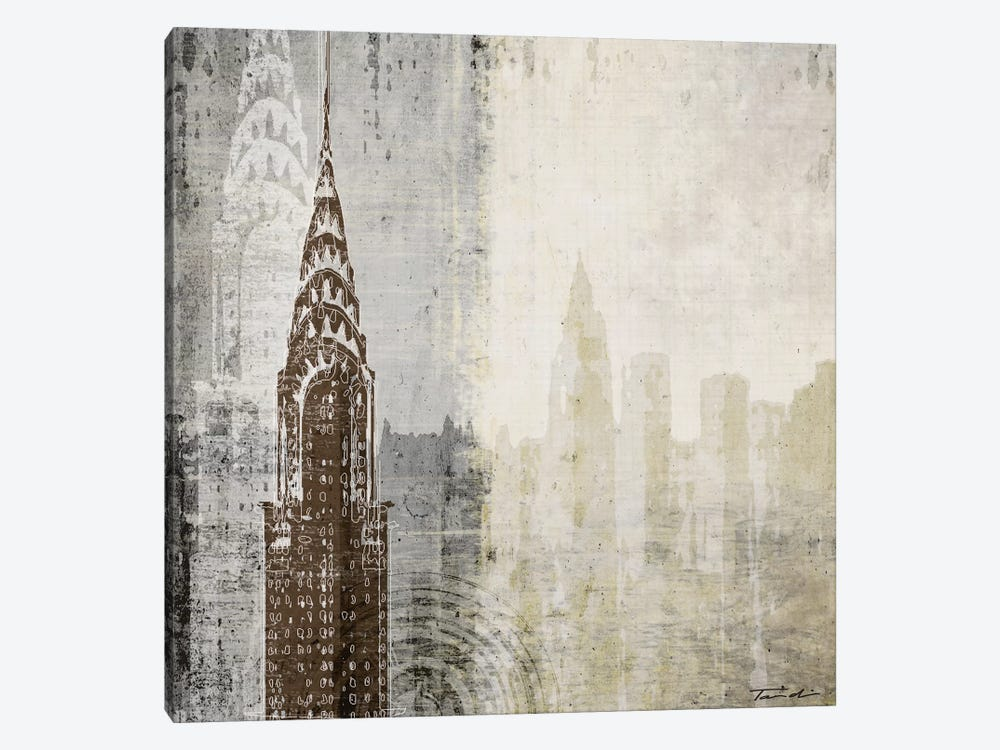 Edifice I by Tandi Venter 1-piece Art Print