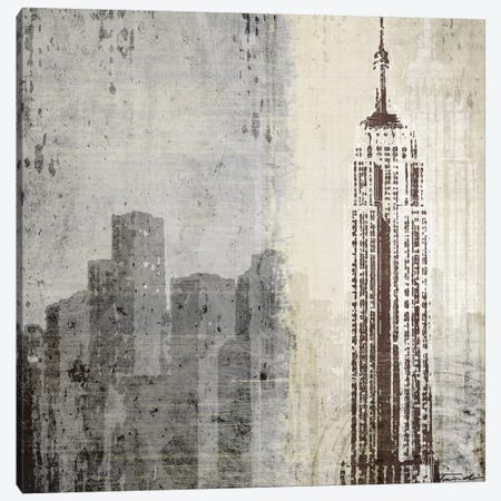 Edifice II Canvas Print #TAN65} by Tandi Venter Art Print