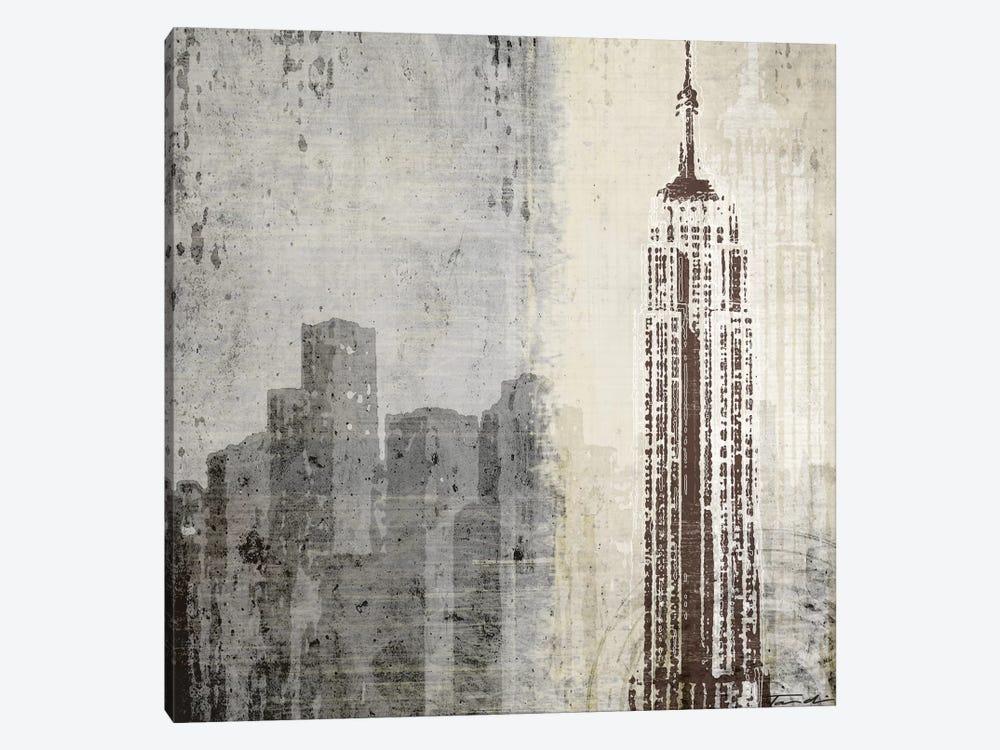 Edifice II by Tandi Venter 1-piece Canvas Artwork