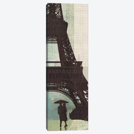 Eiffel Tower I Canvas Print #TAN66} by Tandi Venter Art Print