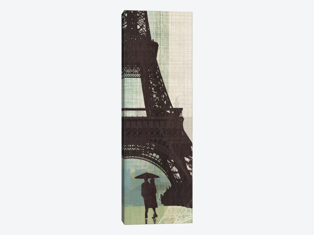Eiffel Tower I by Tandi Venter 1-piece Canvas Art Print