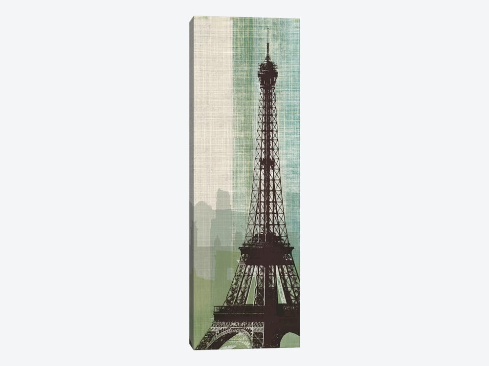 Eiffel Tower II by Tandi Venter 1-piece Canvas Wall Art