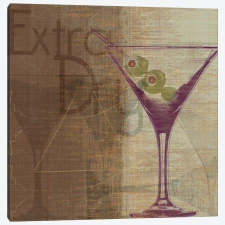 Extra Dry Canvas Print #TAN73} by Tandi Venter Art Print
