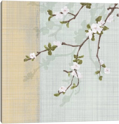 First Sign Of Spring I Canvas Art Print