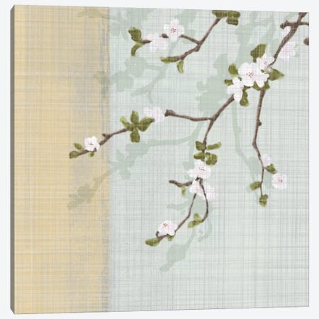 First Sign Of Spring I Canvas Print #TAN74} by Tandi Venter Canvas Art