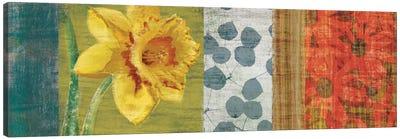 Garden Collection I Canvas Art Print