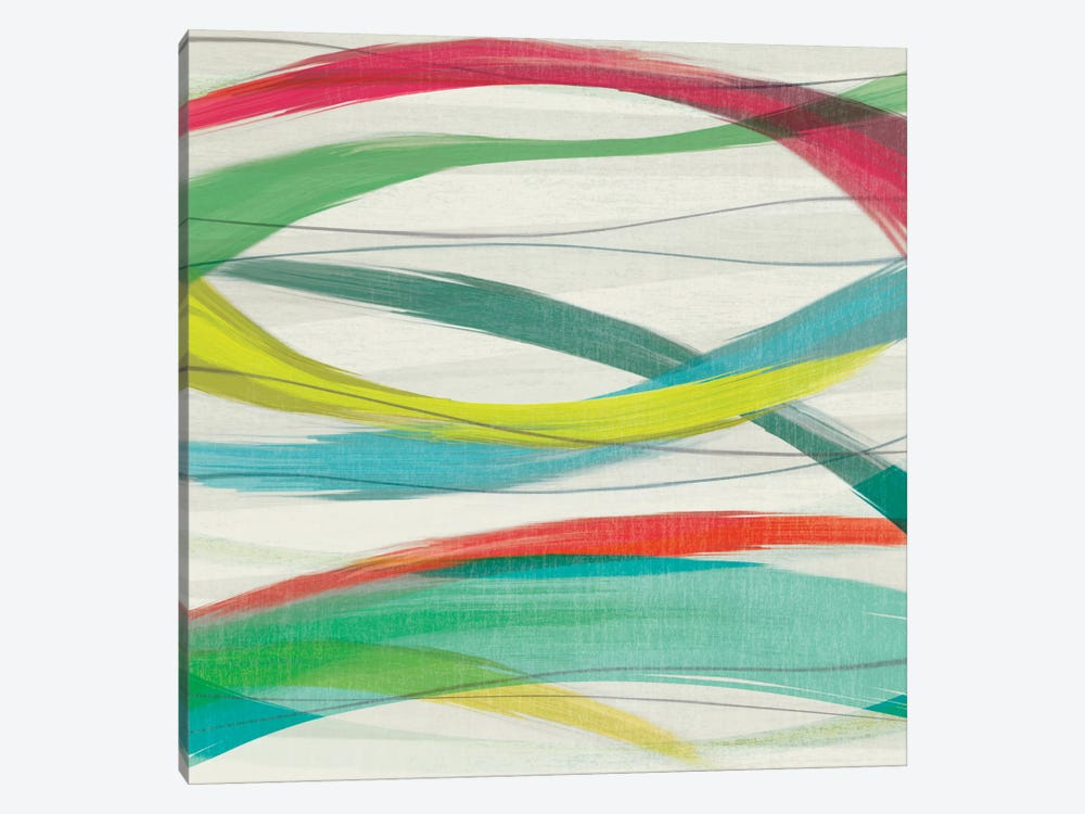 Heatwave I by Tandi Venter 1-piece Canvas Art