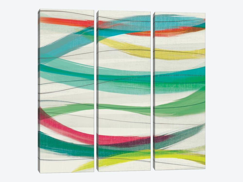 Heatwave II by Tandi Venter 3-piece Canvas Wall Art