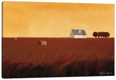 Homeland I Canvas Art Print