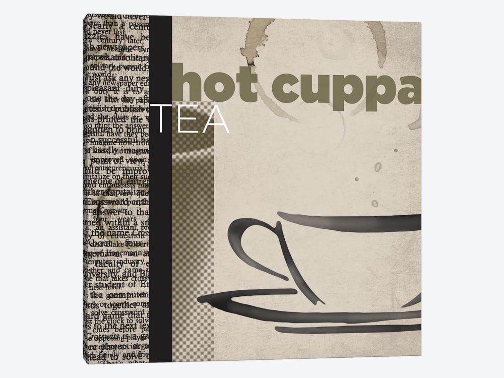 Hot Cuppa Tea by Tandi Venter 1-piece Canvas Art