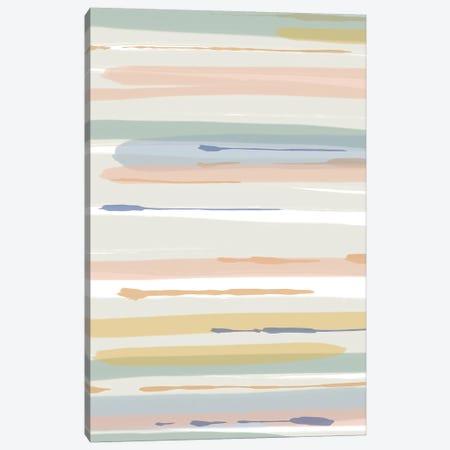 Washy Shapes Canvas Print #TAU15} by Alison Tauber Canvas Print