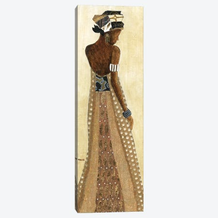 Holiday Dress I Canvas Print #TAV109} by Tava Studios Canvas Wall Art