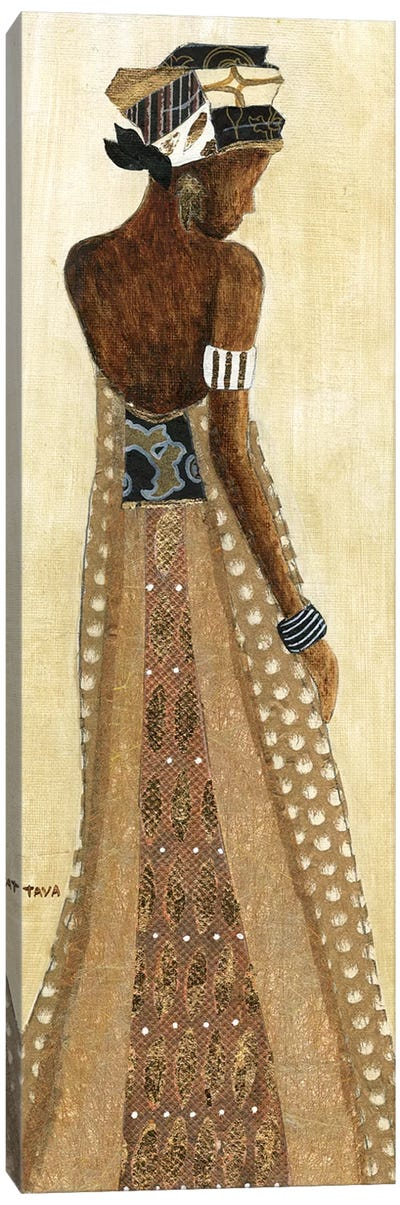 Holiday Dress I Canvas Art Print