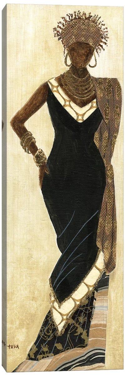 Holiday Dress II Canvas Art Print