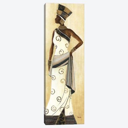Holiday Dress III Canvas Print #TAV111} by Tava Studios Canvas Print