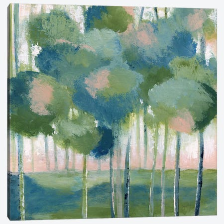 Shady Grove 3-Piece Canvas #TAV124} by Tava Studios Art Print