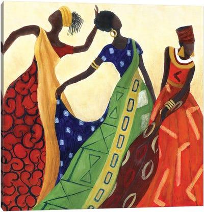 Women of Marrakesh I Canvas Art Print