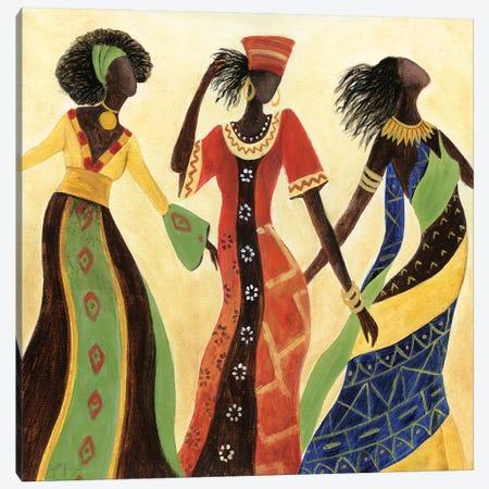 Women of Marrakesh II Canvas Print #TAV129} by Tava Studios Canvas Art