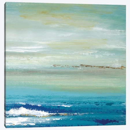 Distant Horizon - Detail II Canvas Print #TAV134} by Tava Studios Canvas Wall Art