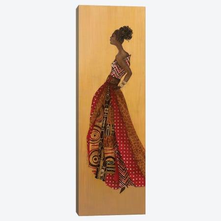 Ebony Style II Canvas Print #TAV136} by Tava Studios Canvas Artwork