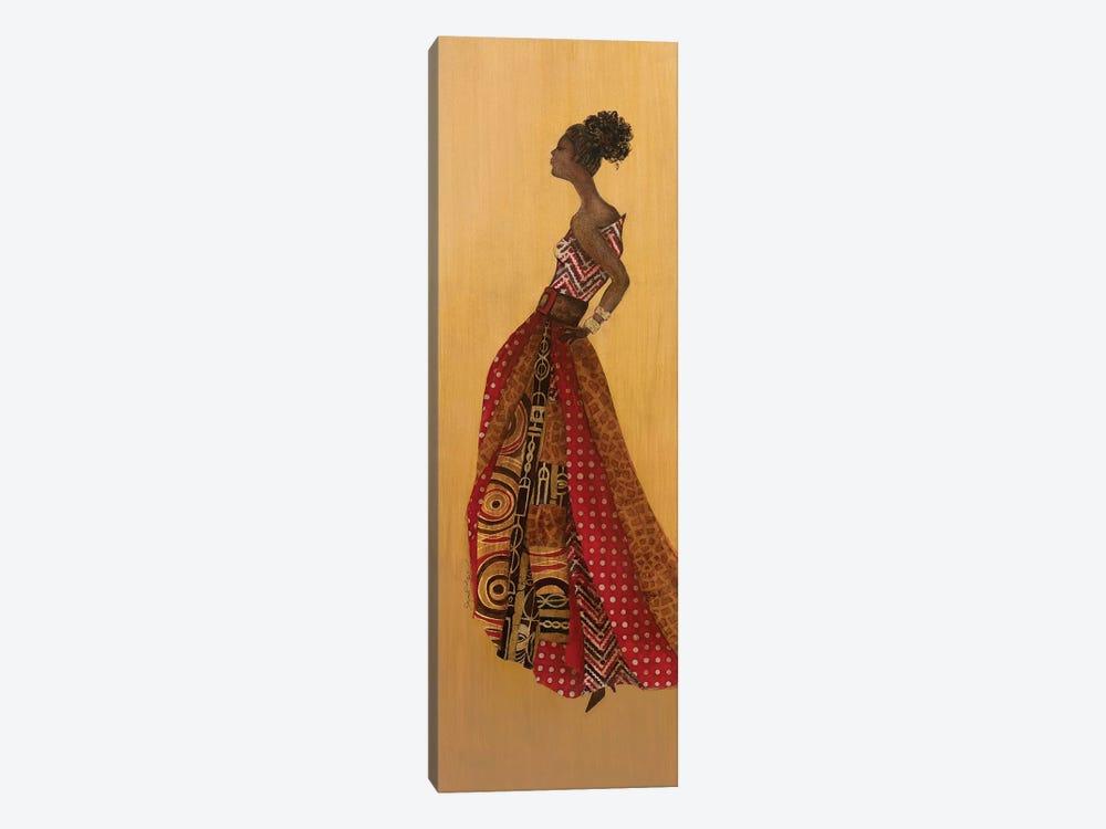 Ebony Style II by Tava Studios 1-piece Canvas Print