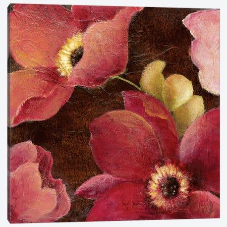 Kauai Garden II Canvas Print #TAV142} by Tava Studios Canvas Wall Art