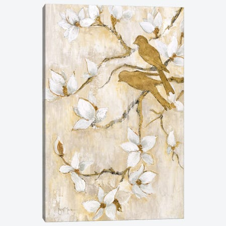 Song of Spring II Canvas Print #TAV149} by Tava Studios Canvas Wall Art