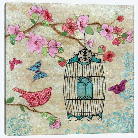 Spring Fling II Canvas Print #TAV151} by Tava Studios Canvas Print
