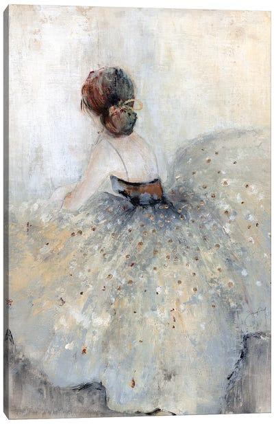 At a Glance Canvas Art Print