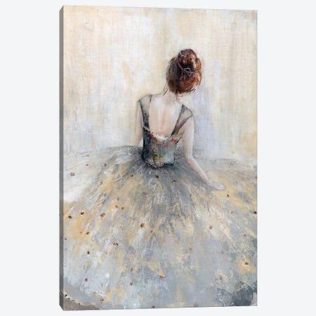 Beautiful Contemplation Canvas Print #TAV154} by Tava Studios Canvas Art