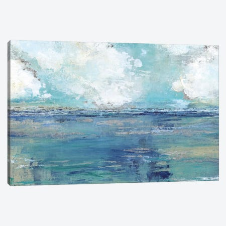 Oceans Away 3-Piece Canvas #TAV157} by Tava Studios Canvas Artwork