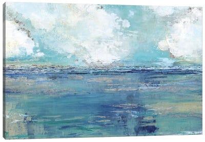 Oceans Away Canvas Art Print
