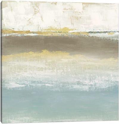 Soft Solace Detail I Canvas Art Print