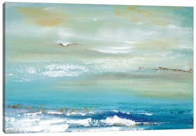 Distant Horizon Canvas Art Print