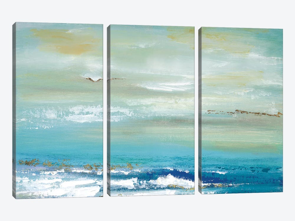Distant Horizon by Tava Studios 3-piece Canvas Artwork