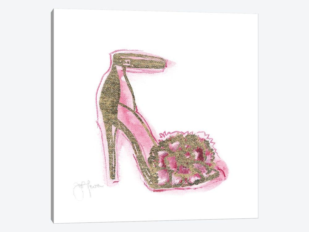 Golden Shoe I by Tava Studios 1-piece Art Print