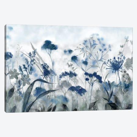 Inky Indigo Canvas Print #TAV171} by Tava Studios Canvas Print