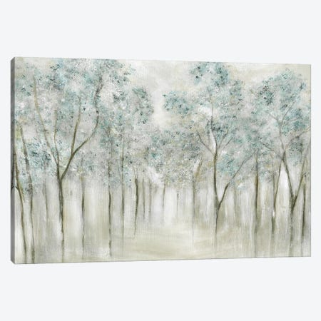 Neutral Spring Canvas Print #TAV177} by Tava Studios Canvas Wall Art