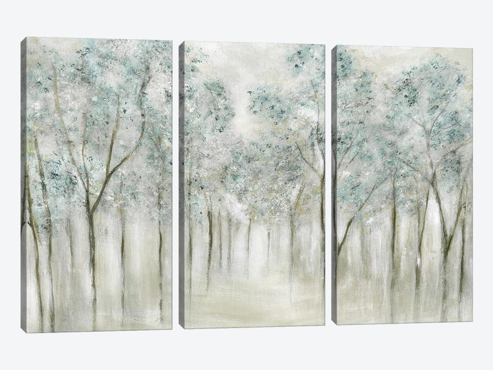 Neutral Spring by Tava Studios 3-piece Canvas Wall Art