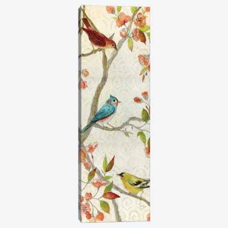 Song Of Spring Canvas Print #TAV17} by Tava Studios Canvas Art