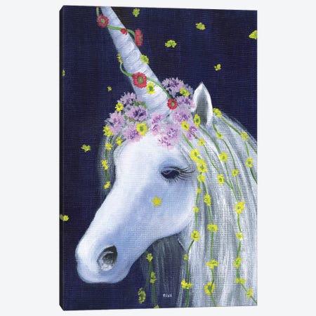 Unicorn IV Canvas Print #TAV187} by Tava Studios Canvas Print