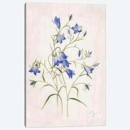 Blue Botanical I Canvas Print #TAV193} by Tava Studios Canvas Print