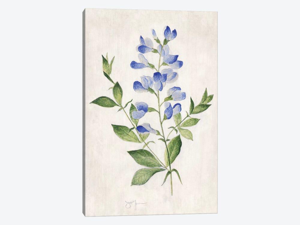 Blue Botanical II by Tava Studios 1-piece Canvas Art Print