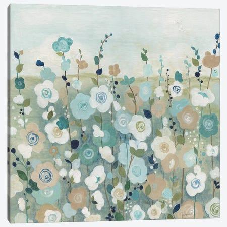 Whimsy Garden Canvas Print #TAV216} by Tava Studios Canvas Art Print